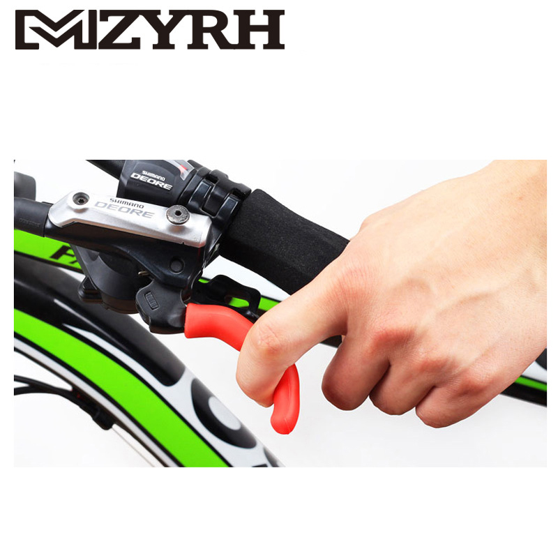 Brake Handle Silicone Sleeve Mountain Bike Brake Lever Protection Cover