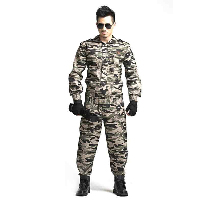 Ghillie Suit CS Camouflage Suits Tactical Airsoft Uniform Jungle Camouflage Suit Combat Hunting Clothing Set Training Uniform