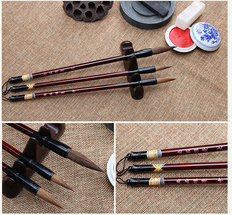 chinese calligraphy pens