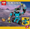 Explorer Robot Set The three in one Creative Series NEW Lepin 24020  Children Educational Building Bricks Blocks Boys Toys 31062