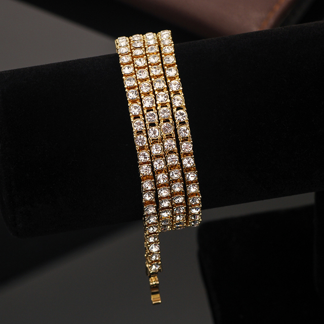 Iced Out Luxury Necklace 2