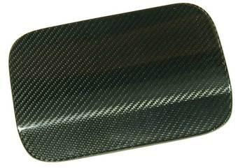 In fibra di carbonio Del Carburante Gas Copertura serbatoio Fit Per BMW 5-Serie F10 F18