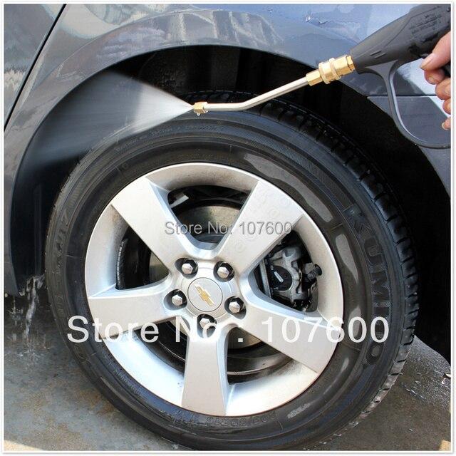 Free shipping High-pressure car wash foam watering gun / conditioned gun cleaning dedicated Professional car wash shop water gun