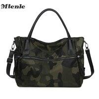 Mtenle أزياء الرجال النساء حقائب السيدات الكتف حقيبة سعة كبيرة sac حقيبة فام حقائب التمويه mujer فاي