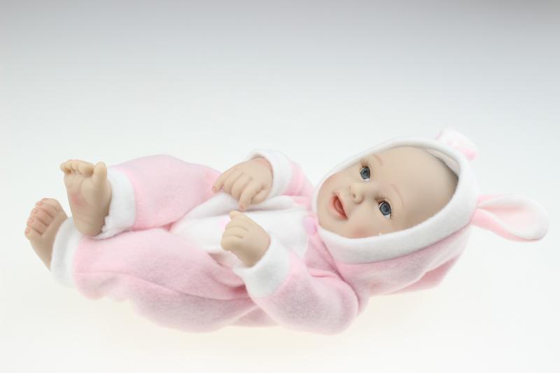 28cm Baby Soft Silicone Newborn Dolls Handmade Animal Dolls Enlightenment Baby Toys Baby Kid Accompany Baby Shower Toys Gifts28cm Baby Soft Silicone Newborn Dolls Handmade Animal Dolls Enlightenment Baby Toys Baby Kid Accompany Baby Shower Toys Gifts