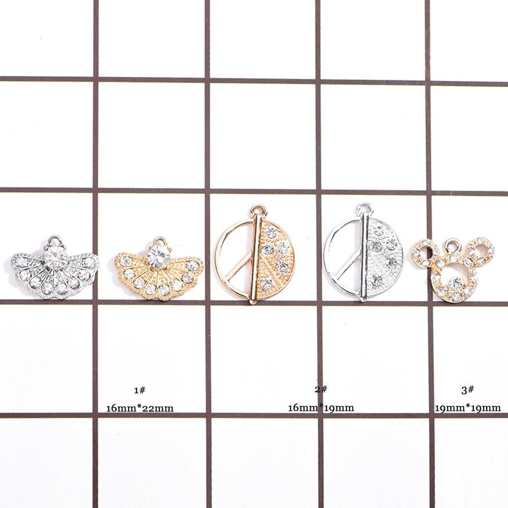 BULK 50 Peace Minnie Mouse Head Charm Pendant 0128b063828f