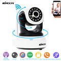 KKmoon HD Wireless Wifi IP Camera 720P IR Night Vision Onvif P2P Security Camera Audio Recording IP Wifi Camera Support TF Card