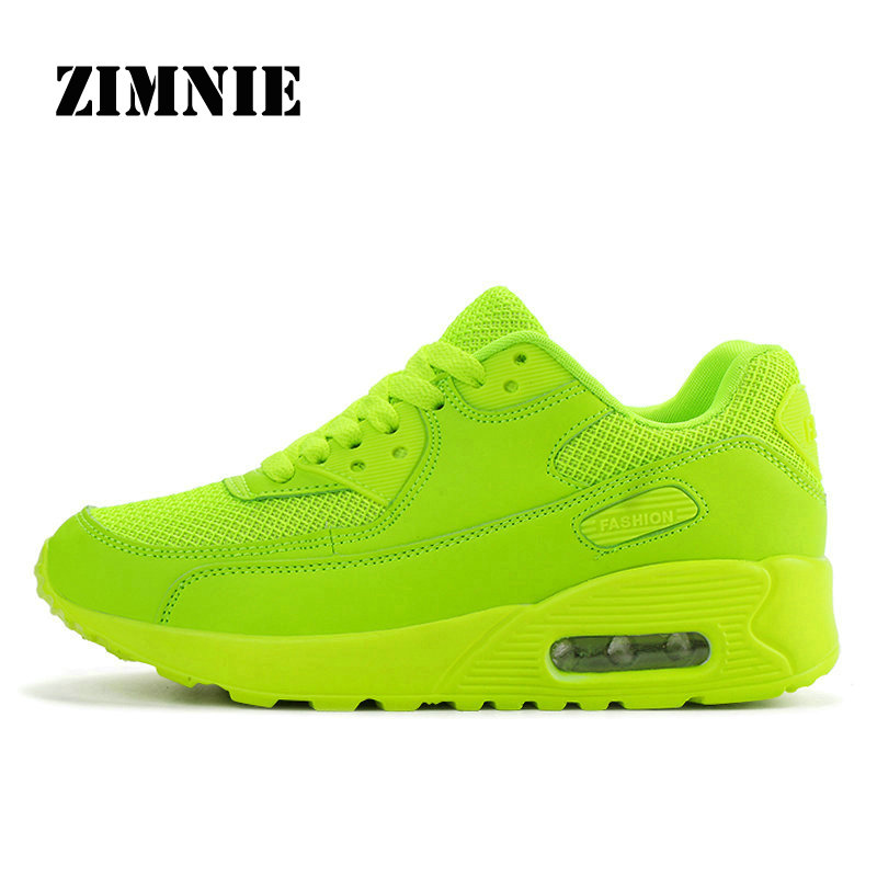 ZIMNIE Brand Newest Spring Autumn Running Shoes For Outdoor Comfortable Woman Sneakers Men Breathable Sport Shoes Size 35-44