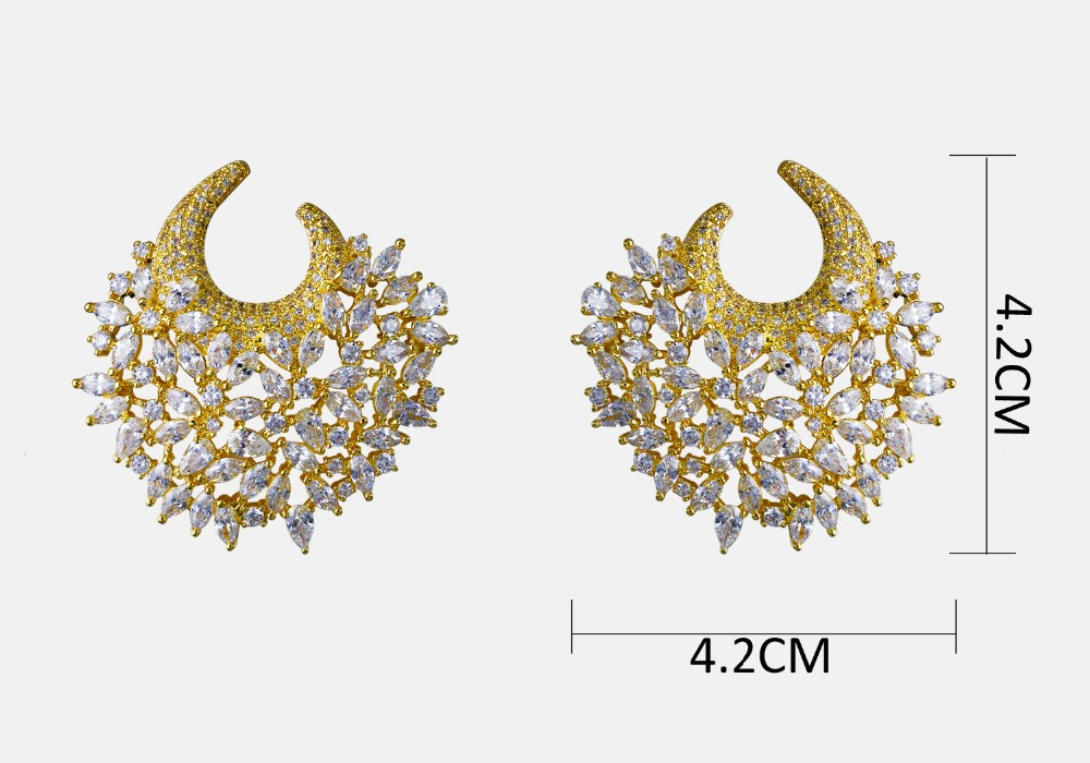 Free postage Latest design earrings 2