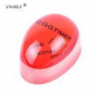 Egg Timer Kitchen Supplies Egg Perfect Color Changing Perfect Boiled Eggs Cooking Helper Drop Shipping