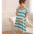 Fashion Chiffon Casual Maternity Dresses o-neck Clothes For Pregnant Women Maternity Pregnancy Clothing  2017 New summer Cheap