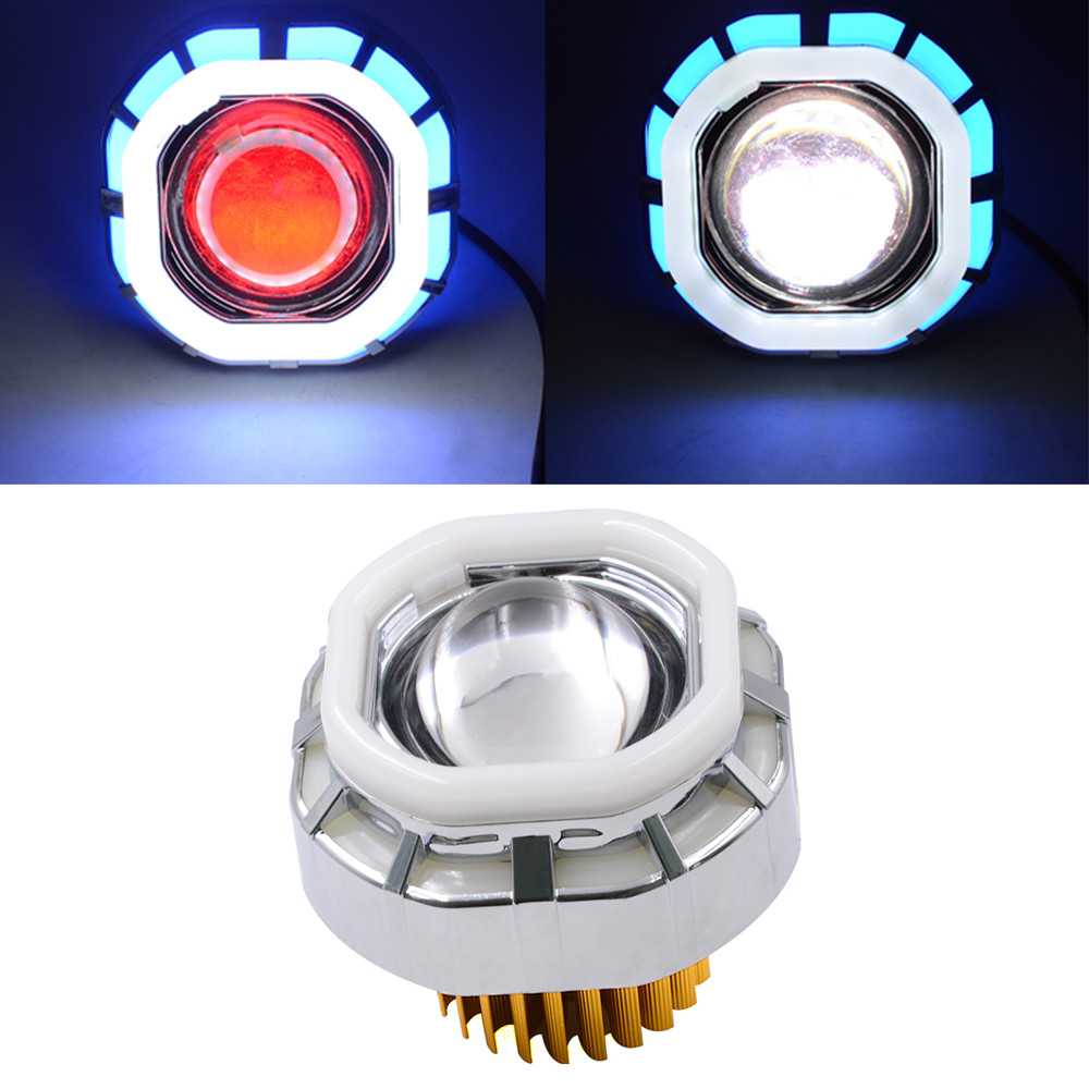 1pc led headlight купить
