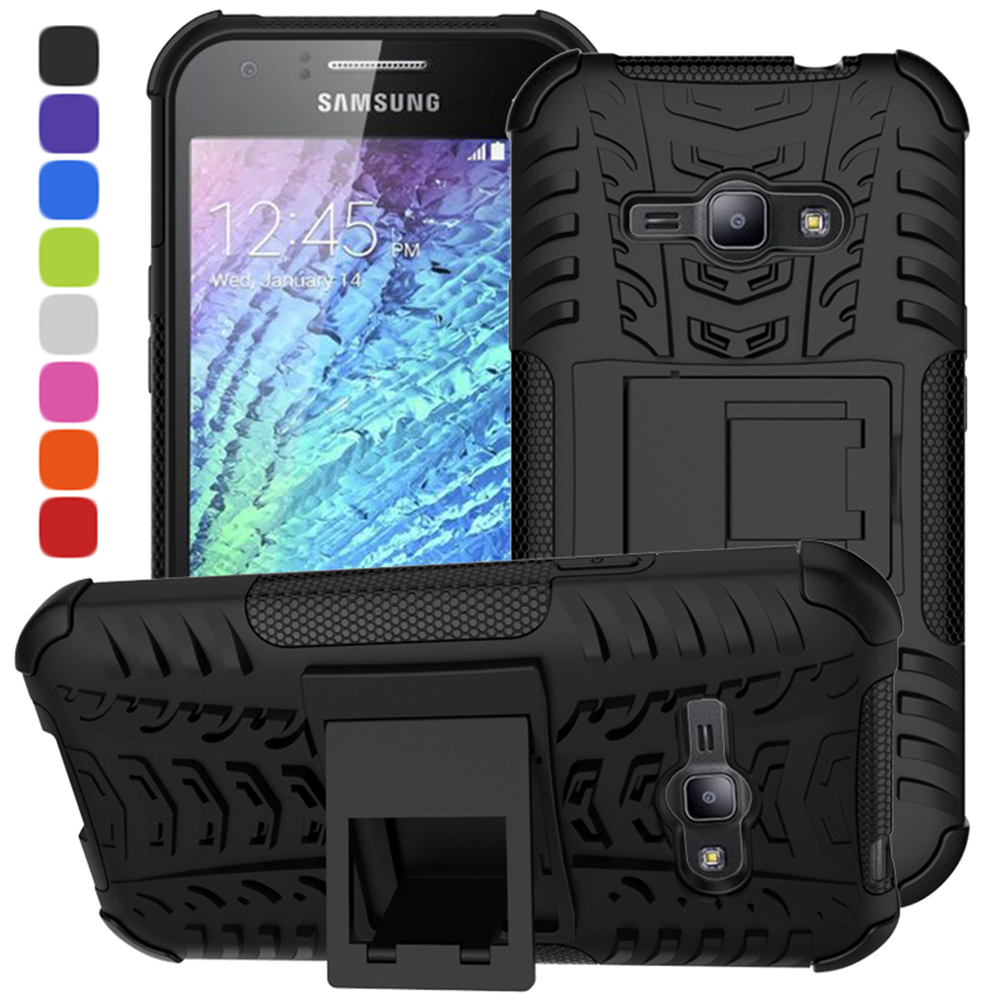 2361378a6f4 For Samsung Galaxy J1 Mini Case Heavy Duty Armor Stand Shockproof Rubber  Protect Case Cover For Samsung Galaxy J1 Ace Fundas