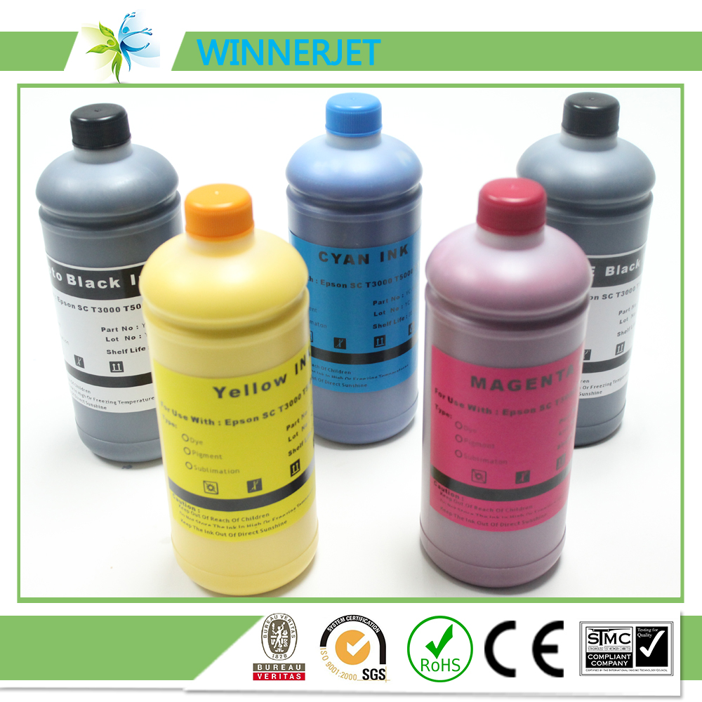 pigment ink for epson surecolor T series