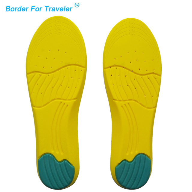 93038805fd PU foam breathable sweat absorbing male female soft comfortable athletic  insole shock absorption insole sport shoes pad