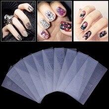 10Pcs/Lot Nail Stamping Plates Set Stamper Scraper Nail Art