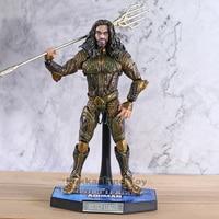 Hot Toys Aquaman Justice League DC Comics 1/6th PVC Action Figure Collectible Model Toy