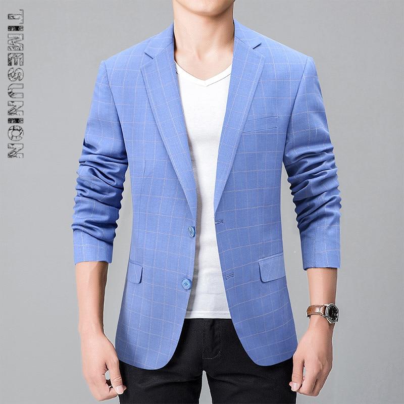 Online Get Cheap Blue Blazers for Men -Aliexpress.com   Alibaba Group