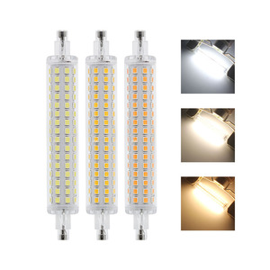 4W 78mm 8W 118mm R7S Lamp LED Corn Light Bulb 2835SMD AC 220V Replace Halogen Spot Light Natural White 4000K 3000K 6000K
