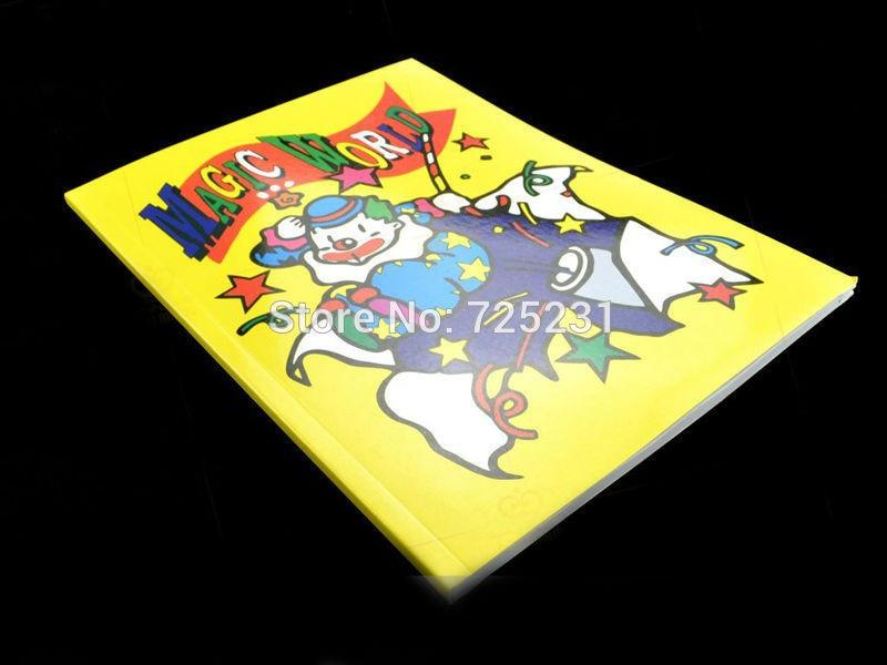 a fun magic coloring book large size magic pro - A Fun Magic Coloring Book
