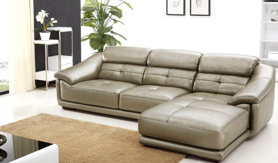 Low price leather sofa set new designs 2015 corner sofa for New drawing room sofa designs