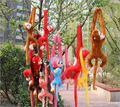 72cm  Cute kawaii Monkey dolls animal Plush Toys Cartoon Kids Baby toys Birthday gift Classic Toys Brinquedos home decoration