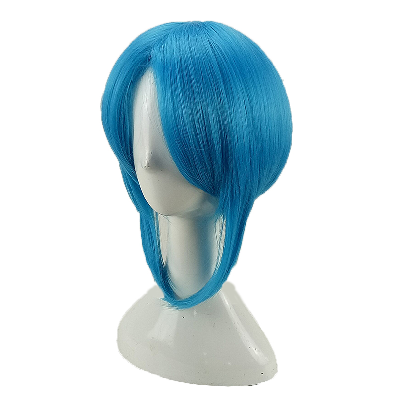 HAIRJOY Synthetic Hair Cosplay Wigs Blonde Pink Blue Purple Costume Wig Free Shipping 41