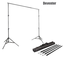 7x10Ft Photo Video Studio 2x3 M Adjustable Muslin Background Backdrop Support System Stand