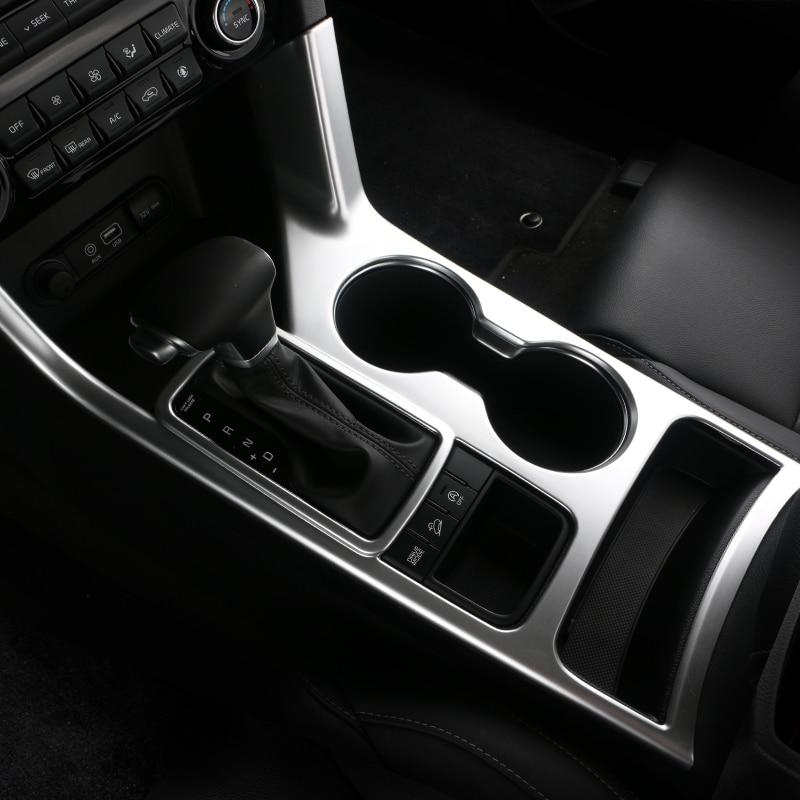 Anglies pluošto automobilio interjero vandens taurės laikiklio - Automobilių išoriniai aksesuarai - Nuotrauka 2