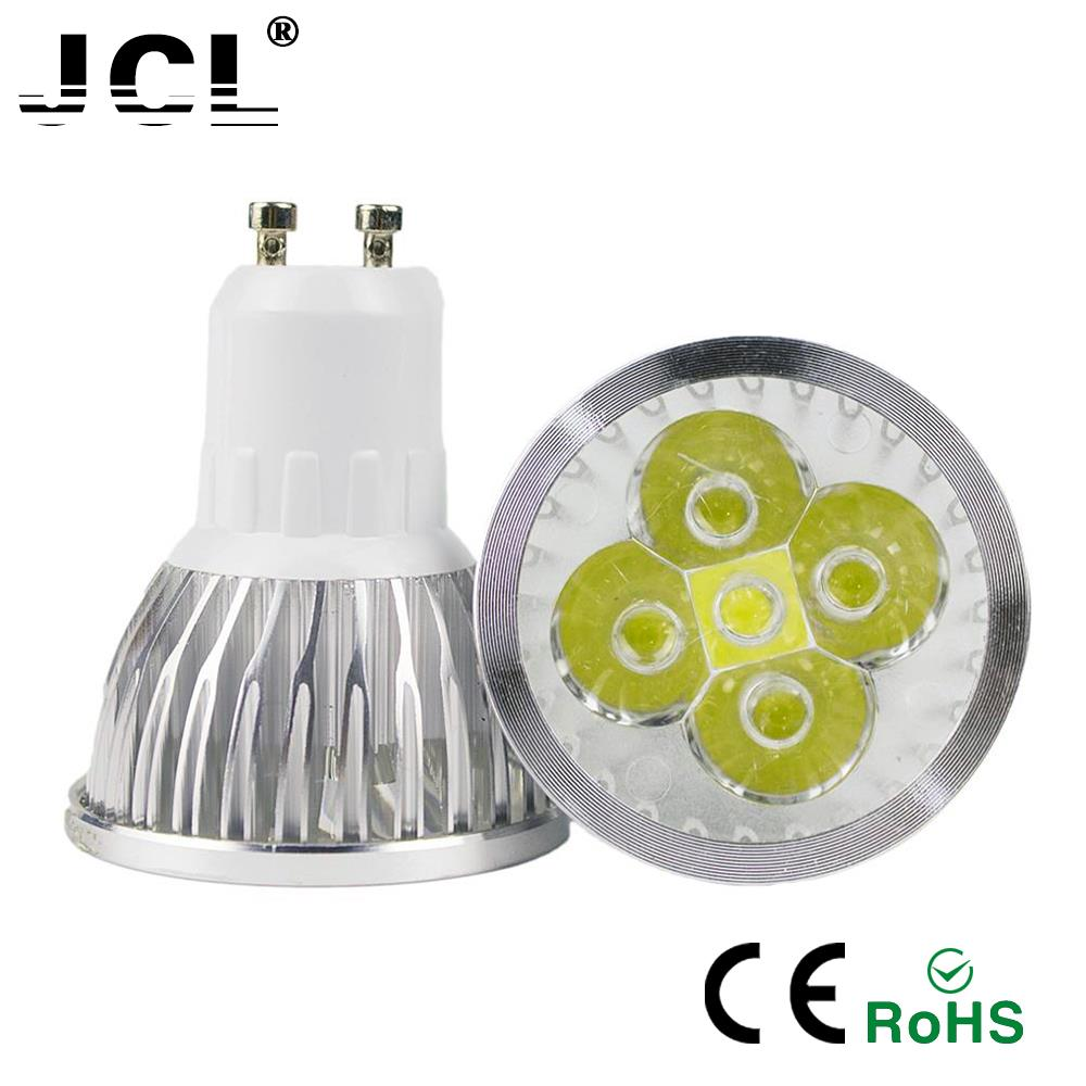 Gu10 gu5 3 mr16 e27 e14 real power led lamp lampada led 85 for Lampada led e14