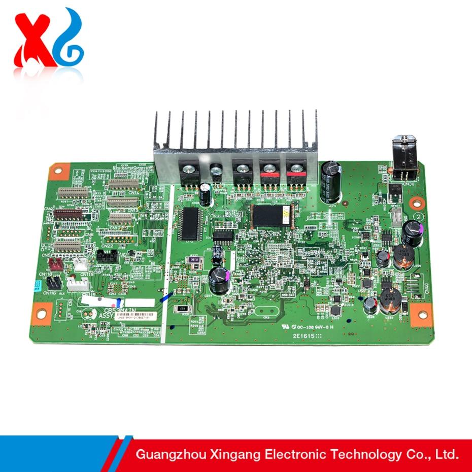 все цены на  OEM CB53MAIN New Main Board for Epson L1800 L 1800 Formatter Board 220V English Language Mainboard Copier Spare Parts  онлайн