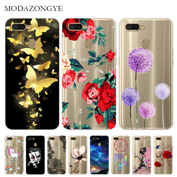 Cartoon Soft Case OPPO AX7 Case Silicone Back Cover Phone Case For OPPO AX7 AX 7 CPH1901 CPH 1901 6.2 inch image
