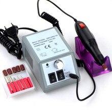 10Вт 20000 об/мин электрическая дрель для ногтей машинка для маникюра 2000 аппаратный маникюр и педикюр аппарат для ногтей