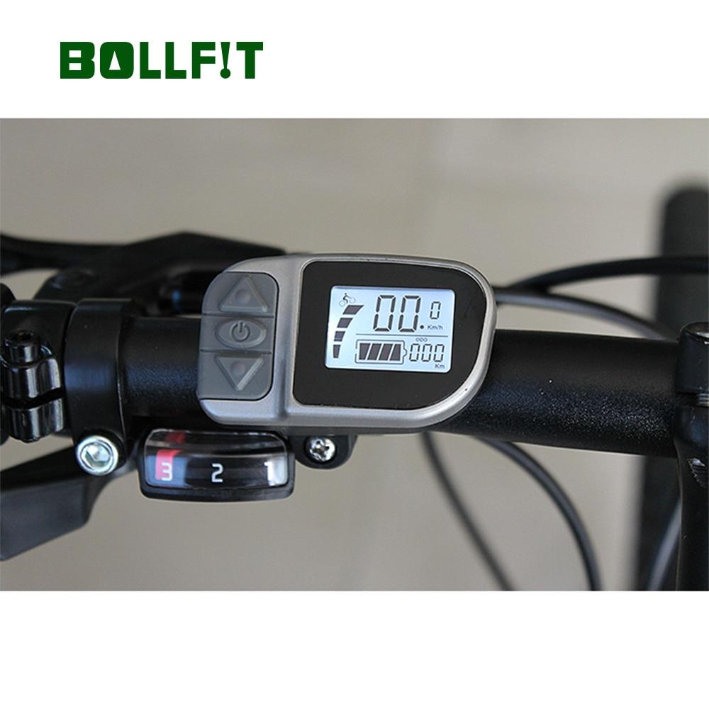 Bollfit VLCD6 LCD Display für TONGSHENG eBike Mid Drive Motor TSDZ2 Kit Elektrische Fahrrad-in E-Bike Zubehör aus Sport und Unterhaltung bei AliExpress - 11.11_Doppel-11Tag der Singles 1