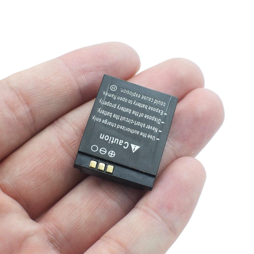 5-10 pces durável relógio inteligente bateria LQ-S1 3.7 v 380 mah lítio recarregável para dz09 w8