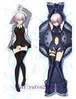 Free Shipping Anime Dakimakura hugging pillow case fate grand order Matthew Kyrielite