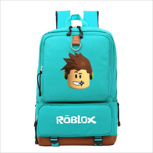 Roblox game casual backpack for teenagers Kids Boys Children Student School  Bags travel Shoulder Bag Unisex c9b8011d64fa4
