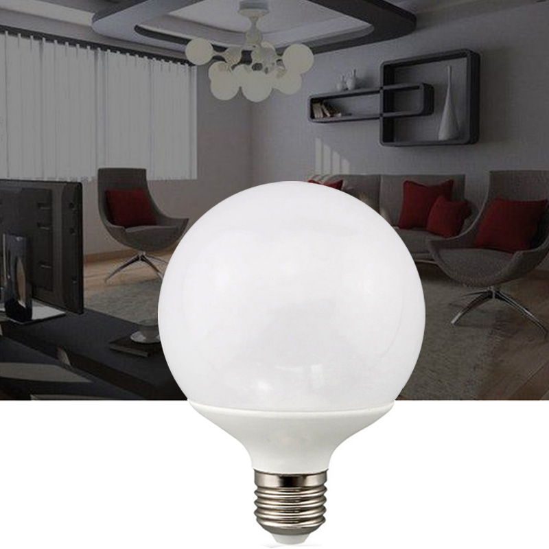 1pcs E27 E26 LED Bulbs AC 110V- 240V Led Lamp Home Constant Current Voltage Interior Lampada SMD25730 Cool White/Warm White