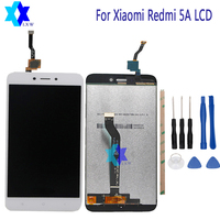 For Xiaomi Redmi 5A LCD Display Touch Screen Panel Digital Replacement Parts Assembly Original 5 0inch