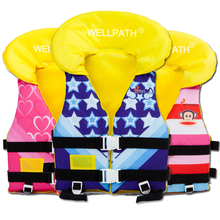 Childrens professional life jacket swimming baby outdoor saving vest child water buoyancy suitable for Age 1-13