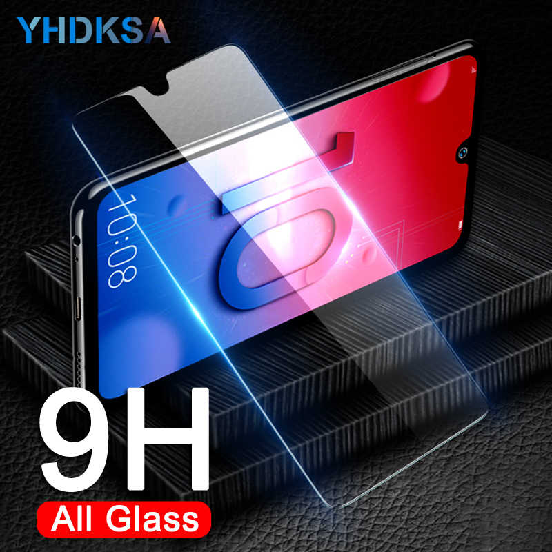 0.22mm 9H Tempered Glass on For Huawei Honor 10 9 8 Lite Protective Glass For Honor 8X V10 V20 V9 Play 7A Pro Glass Film Case