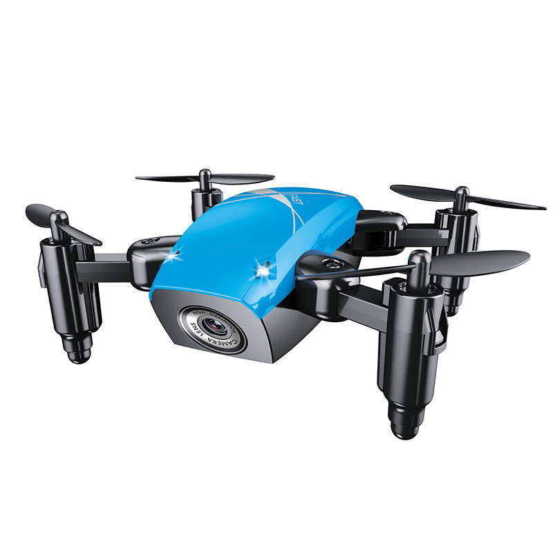 S9HW Mini Drone With Camera HD S9 No Camera Foldable RC Quadcopter Altitude Hold Helicopter WiFi FPV Micro Pocket Drone Aircraft 20