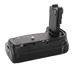 MEKE Meike MK-70D BG-E14 Vertical Battery Grip Holder For C EOS 70D 80D 90D Cameras