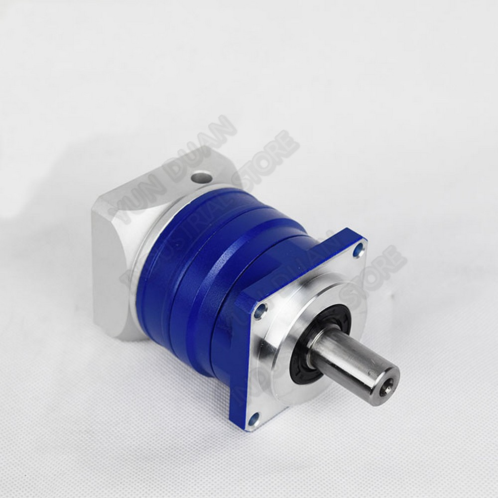Helical Planetary 10 1 Ratio 10 Reducer 3Arcmin Backlash Gearbox 19mm for NEMA34 90mm 750W 1KW
