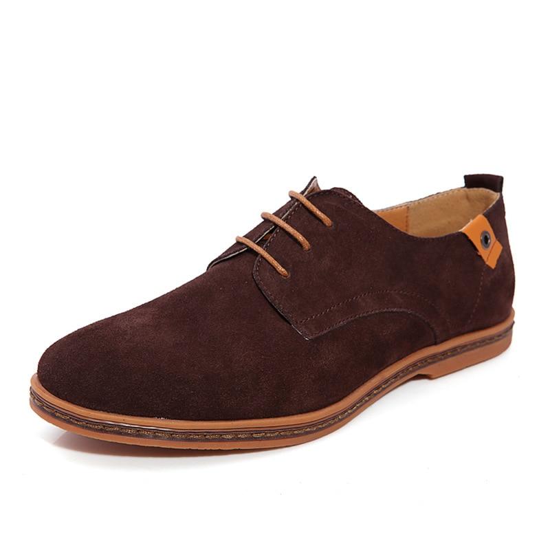 Cuir Confortable Mode Cbjsho light marron bleu En Chaussures Noir Homme Hommes Chaussure Casual vert gris Daim Mocassins Bateau Automne Tan PwwdqR