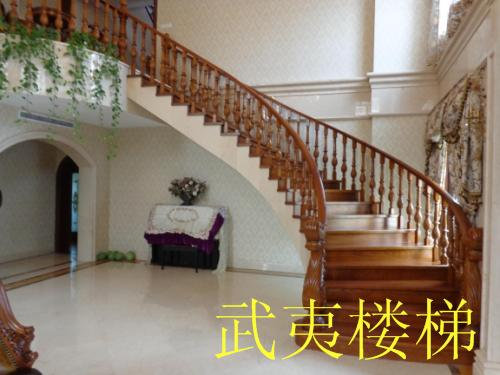 Shanghai Villa Continental Antique Wooden Staircase Column | Antique Handrails For Stairs | Newel Posts | Wrought Iron Stair | Antique Wood | Antique Green | Wood