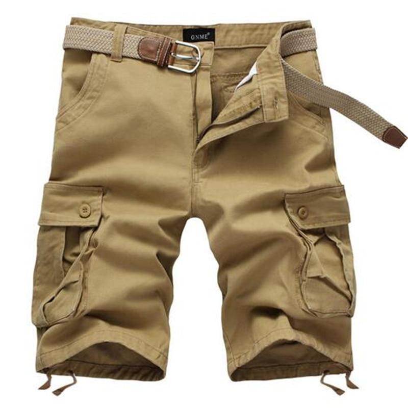 Popular Khaki Cargo Shorts-Buy Cheap Khaki Cargo Shorts lots from ...