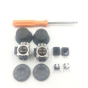 Image 3 - 3D アナログジョイスティックセンサーモジュールポテンショメータ親指スティック xbox 360 、 RB 、 LB RT LT スイッチボタンドライバー