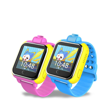 Kinder Smart Uhr Telefon GPS SOS Kamera 3G £ WIFI lage Touchscreen Android Smartwatch Kinder SIM Für iPhone Android telefon