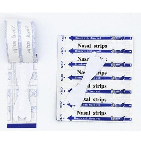 ressonar tiras nasais aliviar rinite gesso remedios